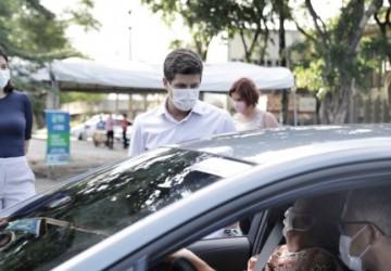Recife já tem mais pessoas vacinadas do que casos confirmados de covid-19