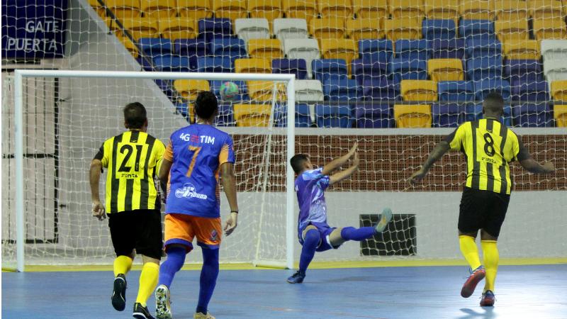 Ginásio será palco para a final da Copa Tronadon de Futsal e para o início do Campeonato Pernambucano da modalidade
