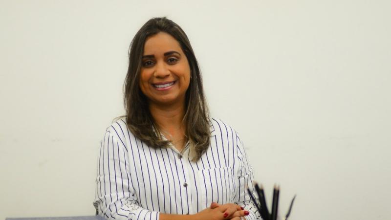 Desta terça (11) até quinta-feira (13), Fernandha Batista visitará ações viárias, hídricas e de aviação na região
