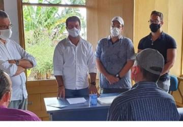 Com a presença do Prefeito Gildo Dias Conselho de Turismo de Sairé elege novo presidente