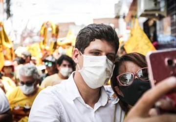 População dos Coelhos e da Brasília Teimosa abraçam campanha de João Campos