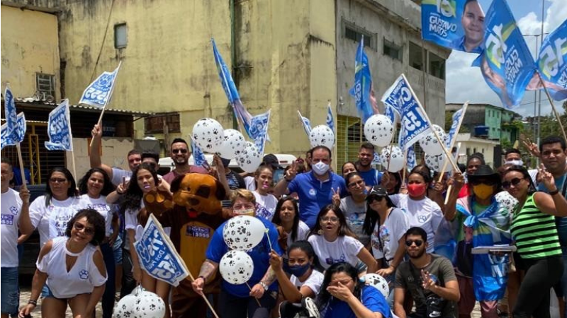 Candidato declarou que a população revela que existe um sentimento generalizado de abandono pela prefeitura da cidade