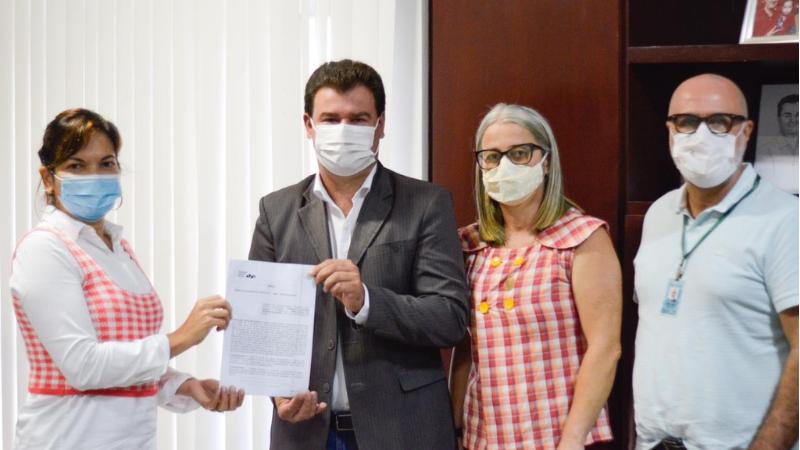 O encontro foi considerado como a primeira ação para a requalificação do Museu Municipal Horácio José dos Santos, parceria articulada pela Secretaria de Desenvolvimento Econômico e Turismo