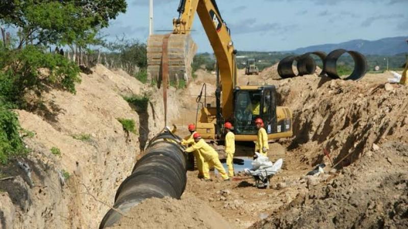 Anúncio foi feito pelo Governo Federal e as obras devem beneficiar 2 milhões de pessoas