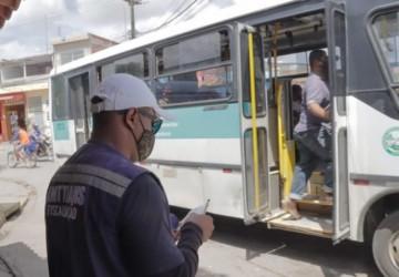 Covid-19: Ipojuca intensifica fiscalização no transporte público
