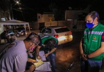 Prefeitura de Caruaru intensificou ações de fiscalização em bares e restaurantes