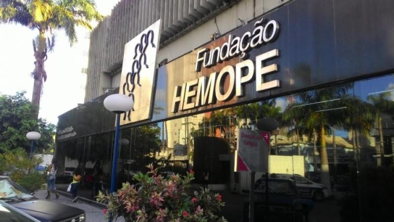 Em Pernambuco, o número de doadores caiu cerca de 36%. Para doar é necessário ter entre 18 e 55 anos e ter boa saúde.