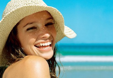 O poder do filtro solar para os cabelos
