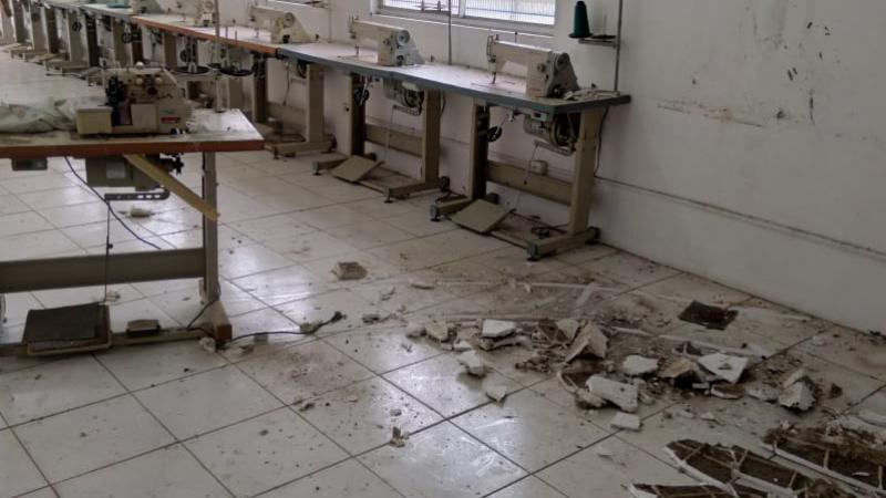 Além dos problemas financeiros e de estrutura, os arquivos dos computadores com informações estratégicas do governo municipal, foram apagados
