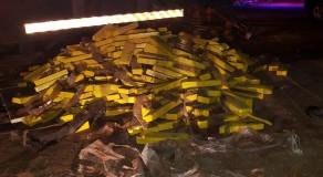 Mais de 5 toneladas de maconha são apreendidas em São Caetano
