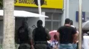 Tesoureiro do Banco do Brasil de Aliança é sequestrado