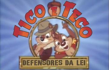 Tico e Teco e os Defensores da Lei vira filme