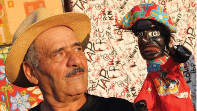 O artista foi vítima de um infarto fulminante enquanto era socorrido para o hospital da cidade de Lagoa do Itaenga