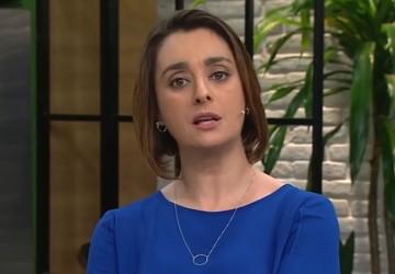 Cátia Fonseca desabafa ao vivo contra atitude de extremista