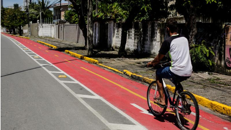 Bairros de Santo Antônio e Hipódromo serão beneficiados pelos equipamentos, quefazem parte dos 10 km anunciados em maio pela gestão