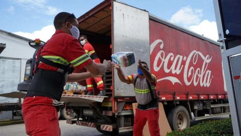 140 instituições em Recife, Jaboatão dos Guararapes e Cabo de Santo Agostinho receberam as doações