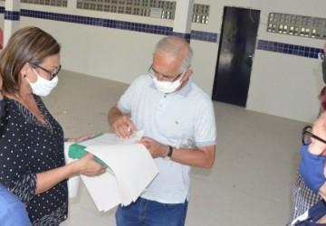 Paulista retoma obras na Escola Municipal Dom Helder Câmara, em Maranguape II