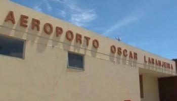 Mesmo após reforma, aeroporto Oscar Laranjeira tem problemas de estrutura
