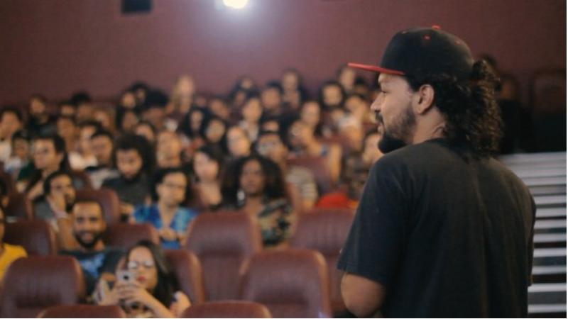 O evento é o primeiro festival de cinema pernambucano, de caráter competitivo, criado com o recorte racial