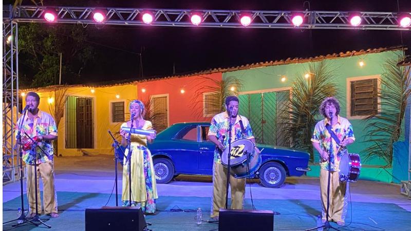 Evento cultural, realizado na cidade do Cabo de Santo Agostinho, litoral sul do estado, estreia, na noite desta quarta-feira (14), às 20h, na internet, com shows culturais que valorizam o coco de roda e ciranda
