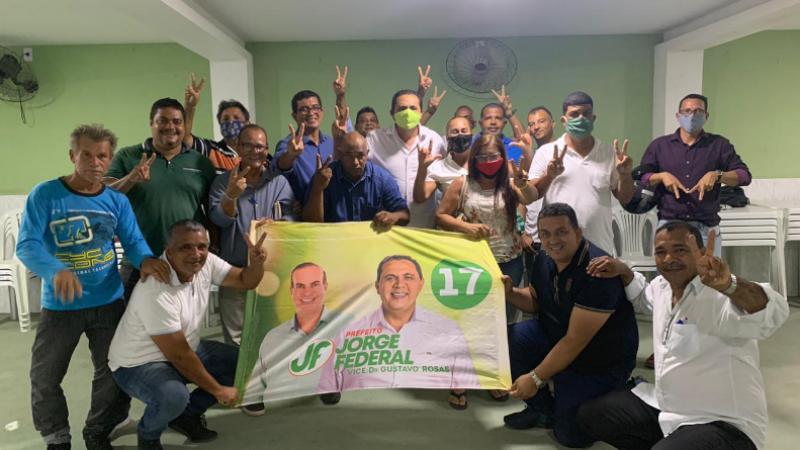 A executiva nacional não enviou recursos do fundo eleitoral ara Olinda