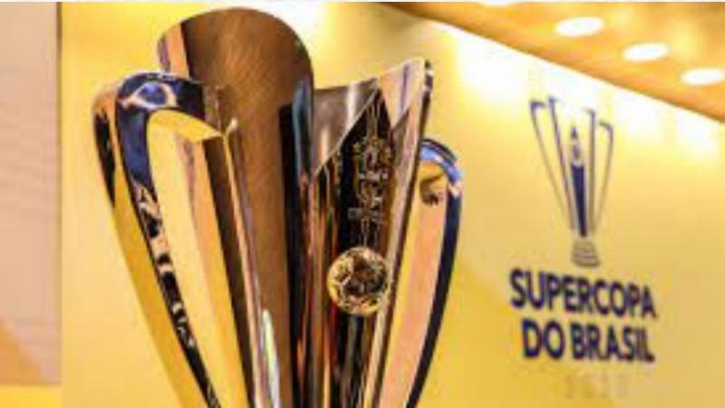 Os campeões da Copa do Brasil e do Campeonato Brasileiro se enfrentam em Brasília às 11h deste domingo (11); Flamengo é favorito, aponta Betfait.net