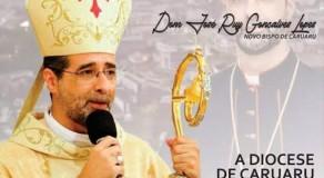 Dom José Ruy Gonçalves Lopes será o novo Bispo Diocesano de Caruaru