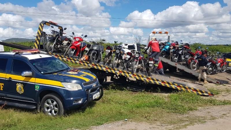 Total de 78 acidentes foram registrados, durante a Operação São João
