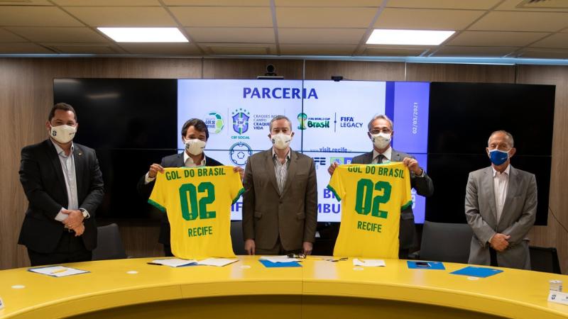 Termo de compromisso foi assinado hoje (2), no Rio de Janeiro, e será iniciado apenas com a redução de números da pandemia