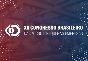 COMICRO promove o XX Congresso Brasileiro das Micro e Pequenas Empresas totalmente online e gratuito