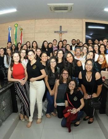 Câmara Municipal de Caruaru recebe estudantes de Direito da Asces