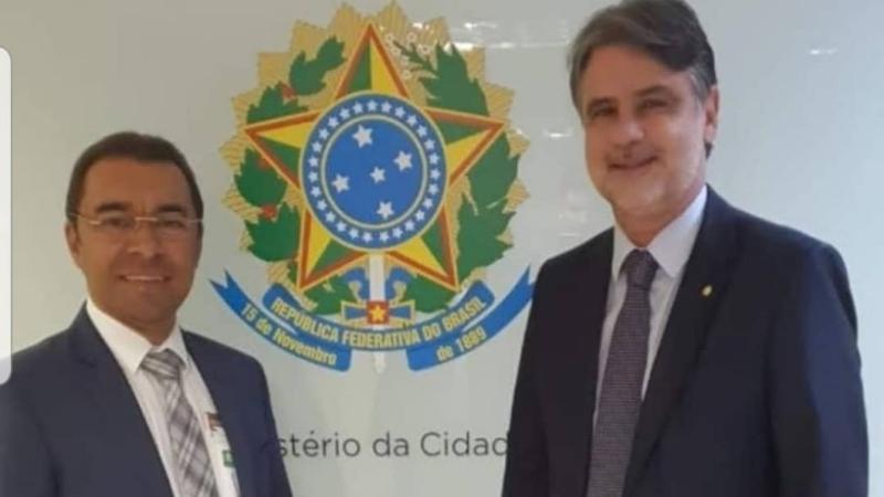 O prefeito Edilson Tavares agradeceu a iniciativa do deputado, cujo dinheiro será destinado ao custeio de despesas na saúde