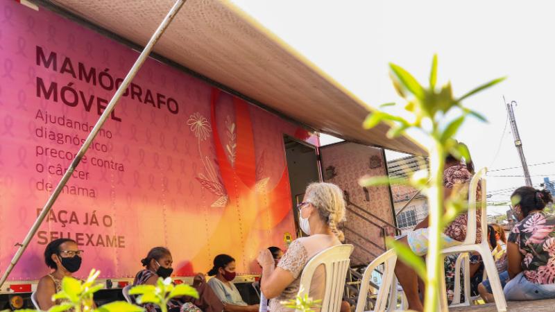 Os exames são oferecidos às mulheres de 50 a 69 anos que moram no Recife