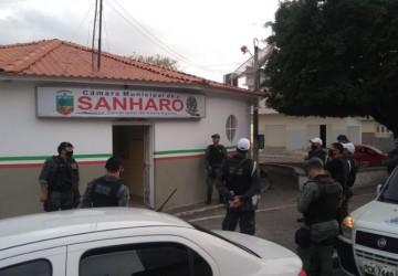 Justiça afasta presidente da Câmara de Vereadores de Sanharó
