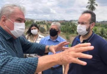 Iterpe: presidente Henrique Queiroz ouve demandas da população rural de Vitória