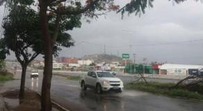 Chuva durante todo o dia em Caruaru (PE), prevê Inmet