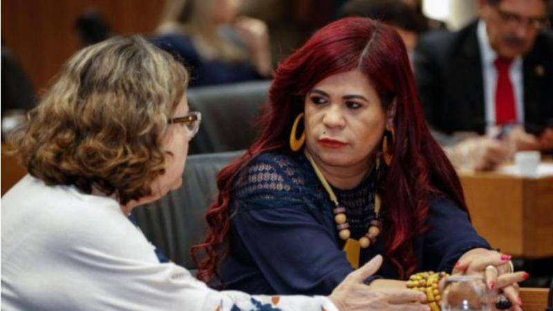 Tomando por base os projetos de lei 2014/21 e 2032/21, de autoria das deputadas Teresa Leitão (PT) e Delegada Gleide Ângelo (PSB), o texto aprovado pela CCJ veta qualquer forma de pressão, perseguição, ameaça ou agressão