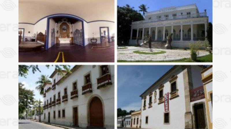 Museu do Trem, Museu do Barro de Caruaru, Museu de Arte Sacra de Pernambuco e Museu do Estado de Pernambuco prepararam uma série de atividades on-line