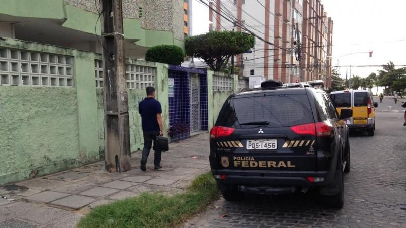 Ação faz parte de uma investigação sobre fraude na concessão de empréstimos no Banco do Nordeste, com aprovação de crédito para empresas sem capacidade