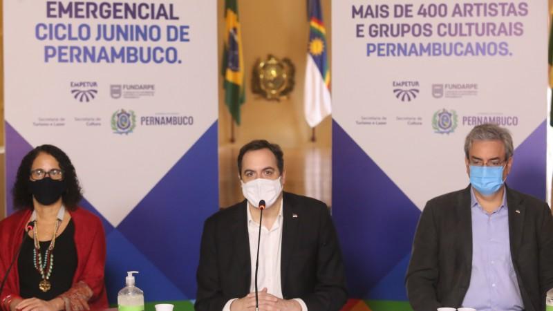 Proposta, que segue para apreciação da Assembleia Legislativa, vai destinar R$ 3,2 milhões para mais de 400 artistas e grupos contratados em 2018 e 2019