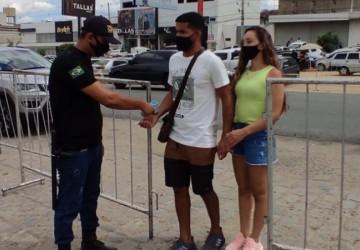 Feira do Jeans em Toritama intensifica controle e proteção contra o Covid-19