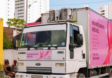 PCR divulga calendário do mamógrafo móvel para marçocom 2.400 vagas