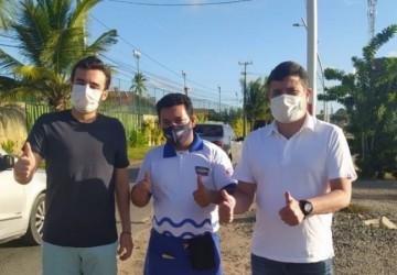 Eduardo da Fonte solicita construção de ciclovia para beneficiar trabalhadores de Ipojuca