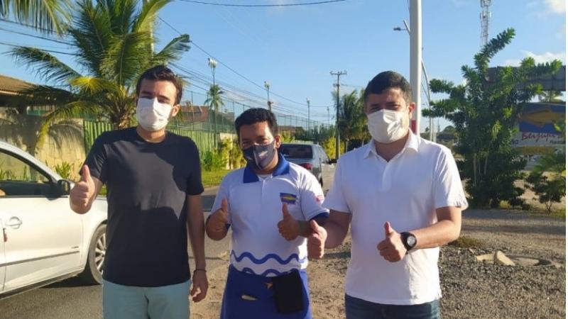 A demanda vem dos trabalhadores da região e chegou ao parlamentar e ao presidente do Progressistas no Recife, Lula da Fonte, através de Carlos Alberto dos Santos