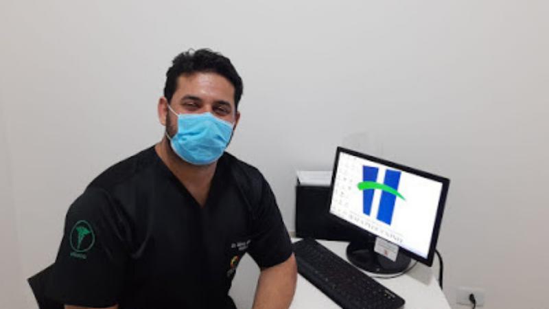 Dr. Sidney Ribeiro, Diretor Médico do Hospital Jesus Pequenino, anuncia abertura de mais 10 leitos de UTI totalizando 40 leitos UTI SUS e 05 leitos de UTI para planos de saúde.