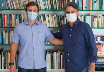 Raul Henry e Miguel Coelho discutem o futuro do MDB em Pernambuco