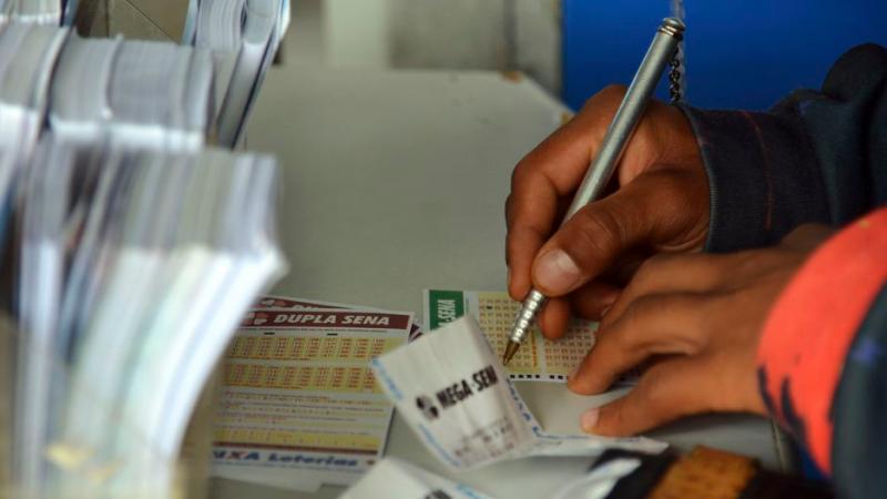 Apostas podem ser feitas nas casas lotéricas ou pela internet