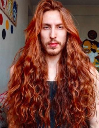 O 'sereio' do Instagram que tem o cabelo irritantemente lindo