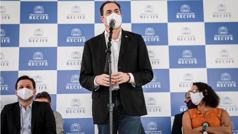 No Dia do Idoso, a fala do governador ocorreu durante inauguração do Hospital Eduardo Campos da Pessoa Idosa no Recife
