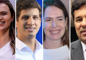 João Campos avança na liderança e segunda colocação indefinida, segundo Datafolha
